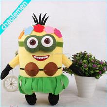 2015 New style Stuffed Toys second generation minions ,custom minion plush toy