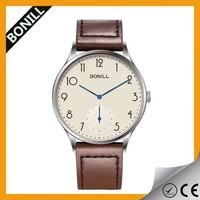 stainless steel water proof watches man unisex man and woman sex watch