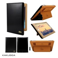 hot sale ultra-thin genuine leather case tablet covers for ipad mini