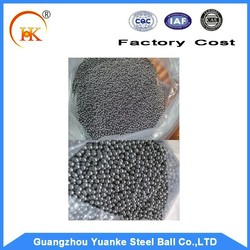 Yuanke AISI 1010 / 1015 0.5mm-50mm Carbon Steel Ball for Valve