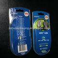 alta frecuencia de soldadura claro envases de plástico transparente / PET para cables