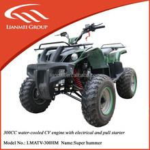 Used farm 300cc stable 4 wheeler