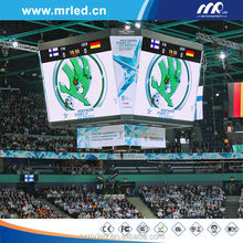 Outdoor Full Color P20 Led Screen/Message Signboard/Scoreboard/Advertising Led Screen with Fixed Installation