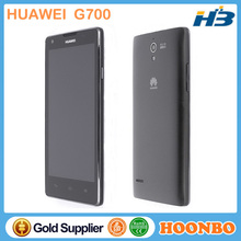 Low Cost Mobile Phone Huawei G700 Cheap Touch Screen Mobile Phone GSM/WCDMA Dual Sim Cards Dual Cameras