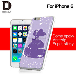magic mobile phone cases manufacturer for iPhone epoxy phone case