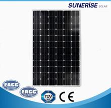 Cheap price per watt!!! monocrystalline solar panel, solar module, for home solar pannel