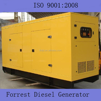 300kw Weichai diesel generator set Silent Power Station and Mobile Power Station