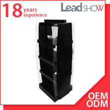 LEADSHOW wood fashion display rack