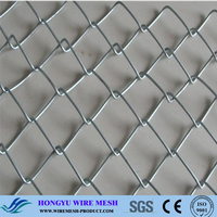 cheap chain link fencing/chain link mesh