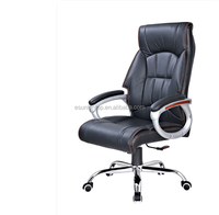 Alibaba hot sale Top 10 adjustable seat hight ergonomic executive leather office chair