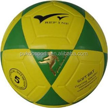 all weather soccer ball, laminated PU soccer ball