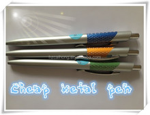 Cheap metal ballpiont pen ,high quality promotion pen ,OME welcome CH6502