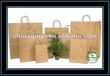 2012 hot sell and fashion shopping paper bag