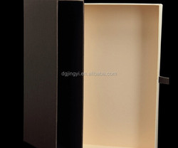 High grade gift packaging box for wallet and purse