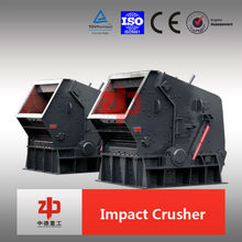 Road construction machine impact crusher / High capacity Crushing equipment / Impact crusher specification