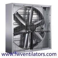 High Quality Green Houses Exhaust Fan / through wall propeller fan