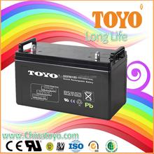 UPS lead acid battery 12V 120ah vrla lead acid batteries