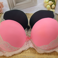 Minimizer promotion Hot sell Thin cup mini women hot images sexy new look bras