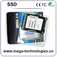 Wide Tempreture -40C~+85C SSD with 128MB SDram 16GB 2.5''SATAII MLC Solid State Drive