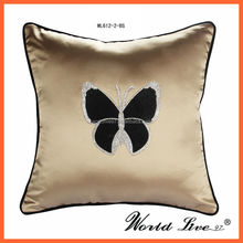 New diamante butterfly chair cushion for home decor
