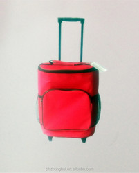 New Disign EVA Insulated Trolley Outdoor Cooler Bag