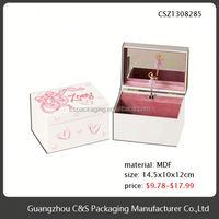 Sales Promotion High-End Handmade New Design Souvenir Gift Music Box