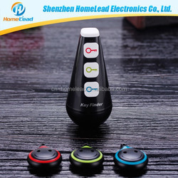 hot sale factory price wireless clapping key finder key finder chip key finder Locator with LED flash cheap tracker for cat