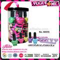 nueva marca de venta al por mayor tipo de esmalte de uñas por chico fábrica icti