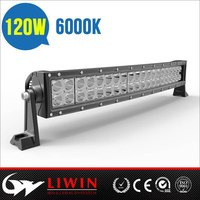 "2015 LIWIN Wholesale led light bar 4x4 21.5"" 120w double row led offroad light bar for trucks SUV led driving lights"