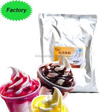 Professional production kind of fruit Soft Serve Ice Cream Powder Mix ice cream milk powder