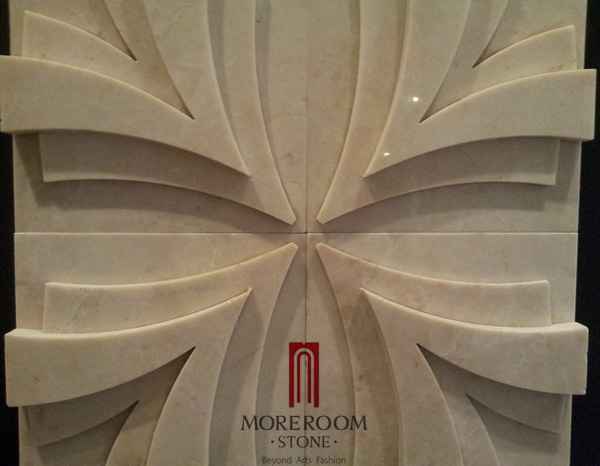 MPC178R-H08-3 Turkish Cappuccino Marble Stone Marble wall panel CNC WALL TILES 3D DECOR  MOREROOM STONE.jpg