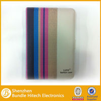 Smart cover for ipad mini leather case. for ipad mini case factory price
