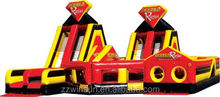 Inflatable Obstacle Courses Double Rush