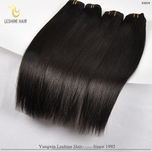 Best Selling Products Straight/Body Wave 100% Full Cuticles indian remy hair extensions