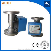 High reliability metal tube flow meter,variable area rotameter,stainless steel instrument,electric float flowmeter,chemical rota