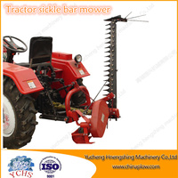 Agricultural equipment tractor mower sickle bar mower with factory price