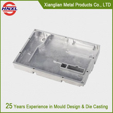 cnc motorcycle spare parts China supplier, OEM custom die casting parts