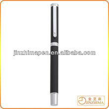 Cheap promotional logo imprintable metal roller brand name pens