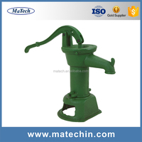 Manufacturer Custom Old Fashioned Deep Water Well Cast Iron Hand Pump