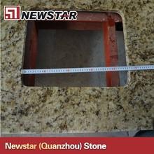 Newstar speckled granite countertops