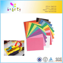 mix-color construction paper,colorful lucky color paper