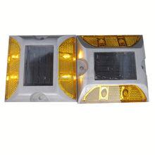 IP68 super brightness solar traffic warning road stud