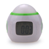 PN-1010 Children Sleeping Sky Star Night Light Clock, Projector Lamp Bedroom Alarm Clock music, Promotion Gift Clock