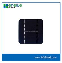 best seller high efficiency 125 mono crystalline solar cell