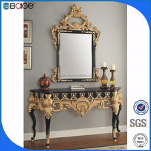 S-1808 console table and mirror set console table and mirror set