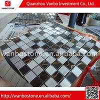square shape marble mosaic,brick mosaic wall tile,natural stone tiles
