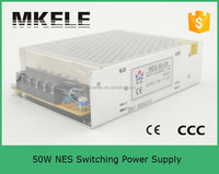 NES-50-12 12 volt dc power supply variable power supplies 50w led transformer