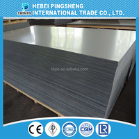 hot dipped cgcc/cgcd cleaning galvalume sheet metal galvanized steel sheet plate