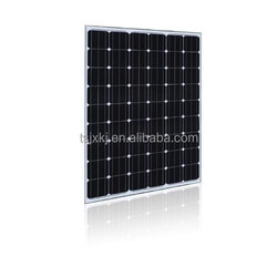 A grade high efficiency MONO 150W solar PV panel for Pakistan, Afghanistan market