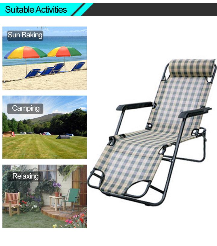 2015 new haute retour fauteuil pliant z ro gravit chaise for Chaise 0 gravite